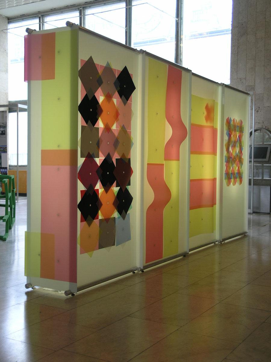 2008г.— 1-я московская архитектурная биеннале (ЦДХ, Москва)