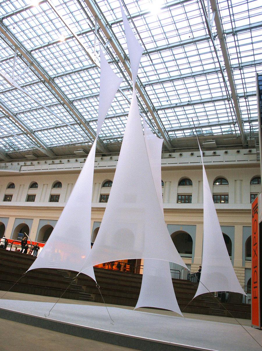 2005г.— «Fidexpo2005» (Гостиный Двор, Москва)