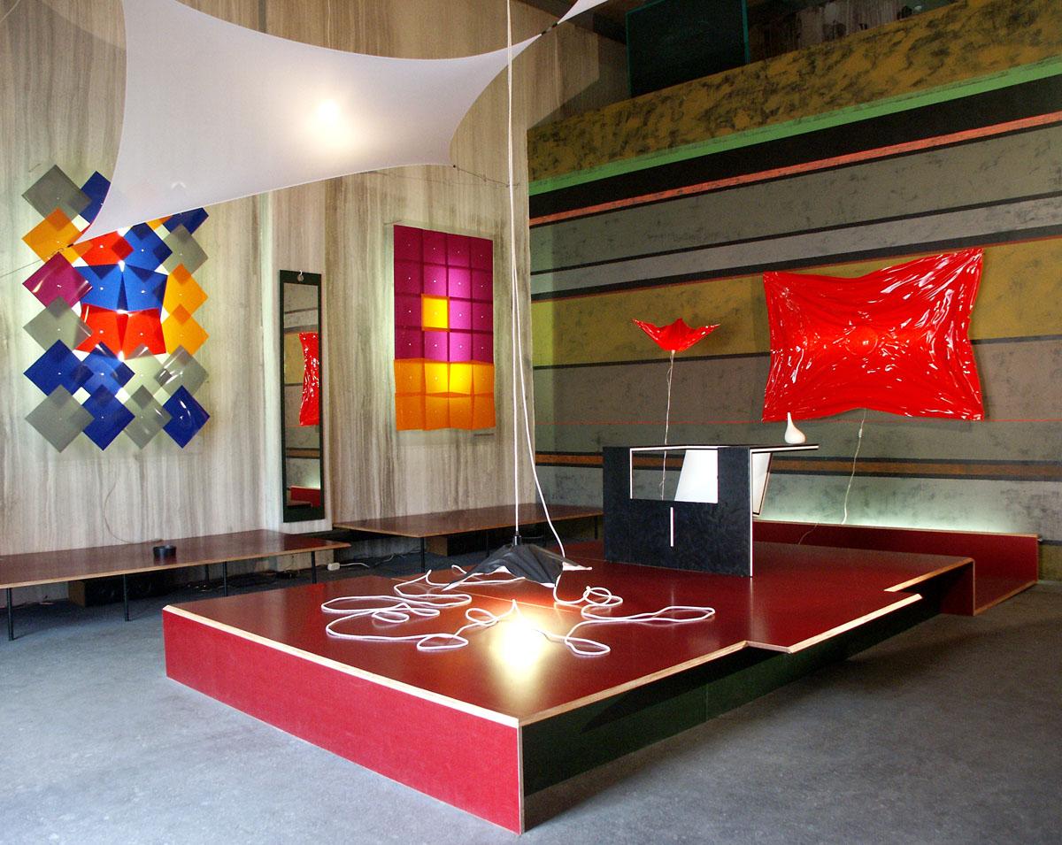 2006 г.— Art laboratory VF (АртСтрелка, Москва)