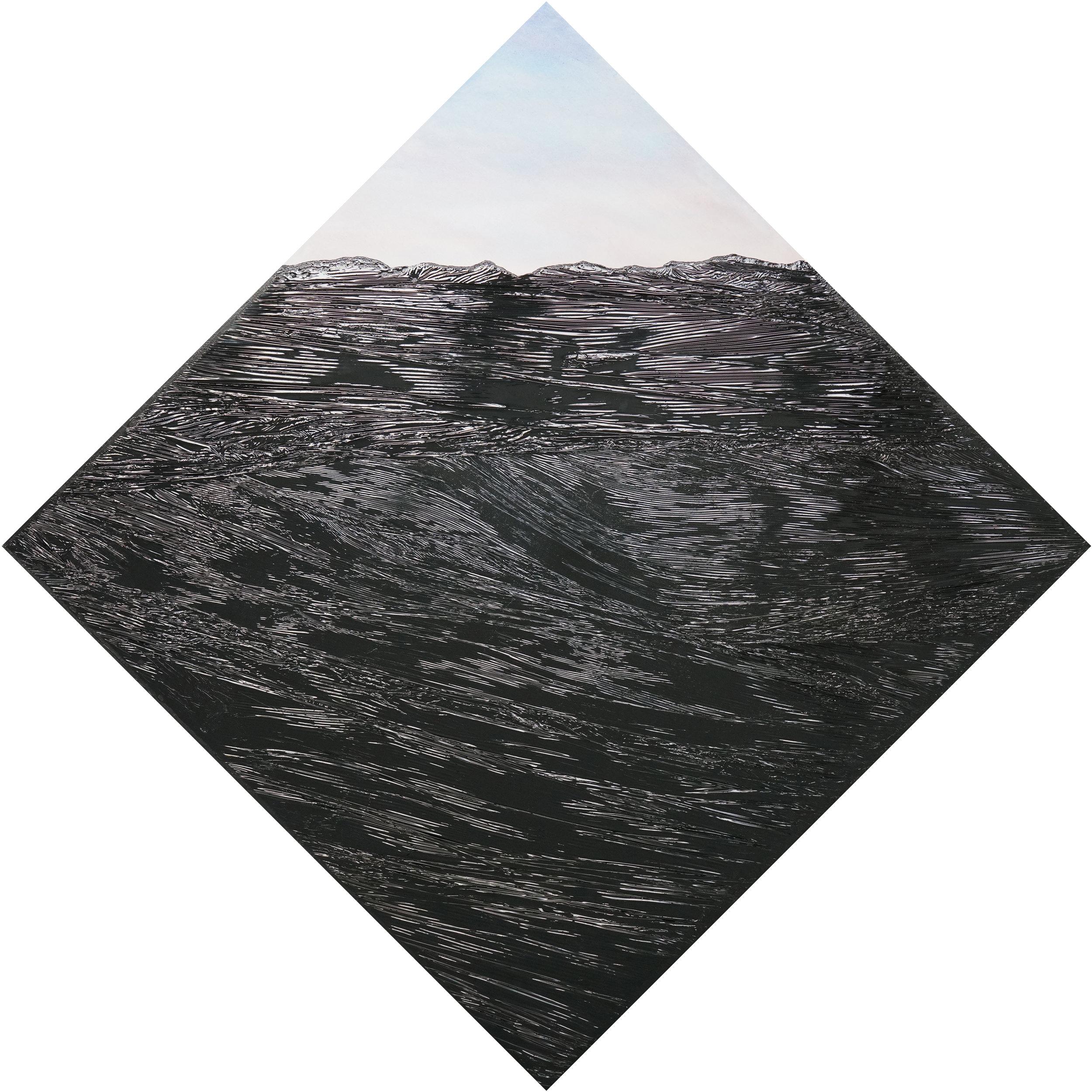 Freydenberg_%22Sintetik_landscape%22 №5. 2017. Kanvas, polimer_resin, acryl. 170x170cm.jpg