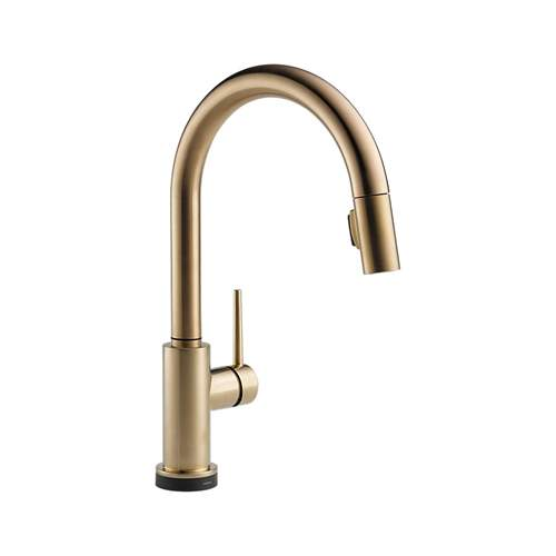 Kitchen Faucet, Champagne Bronze Finish