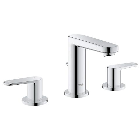 Europlus Bathroom Faucet, StarLight Chrome Finish