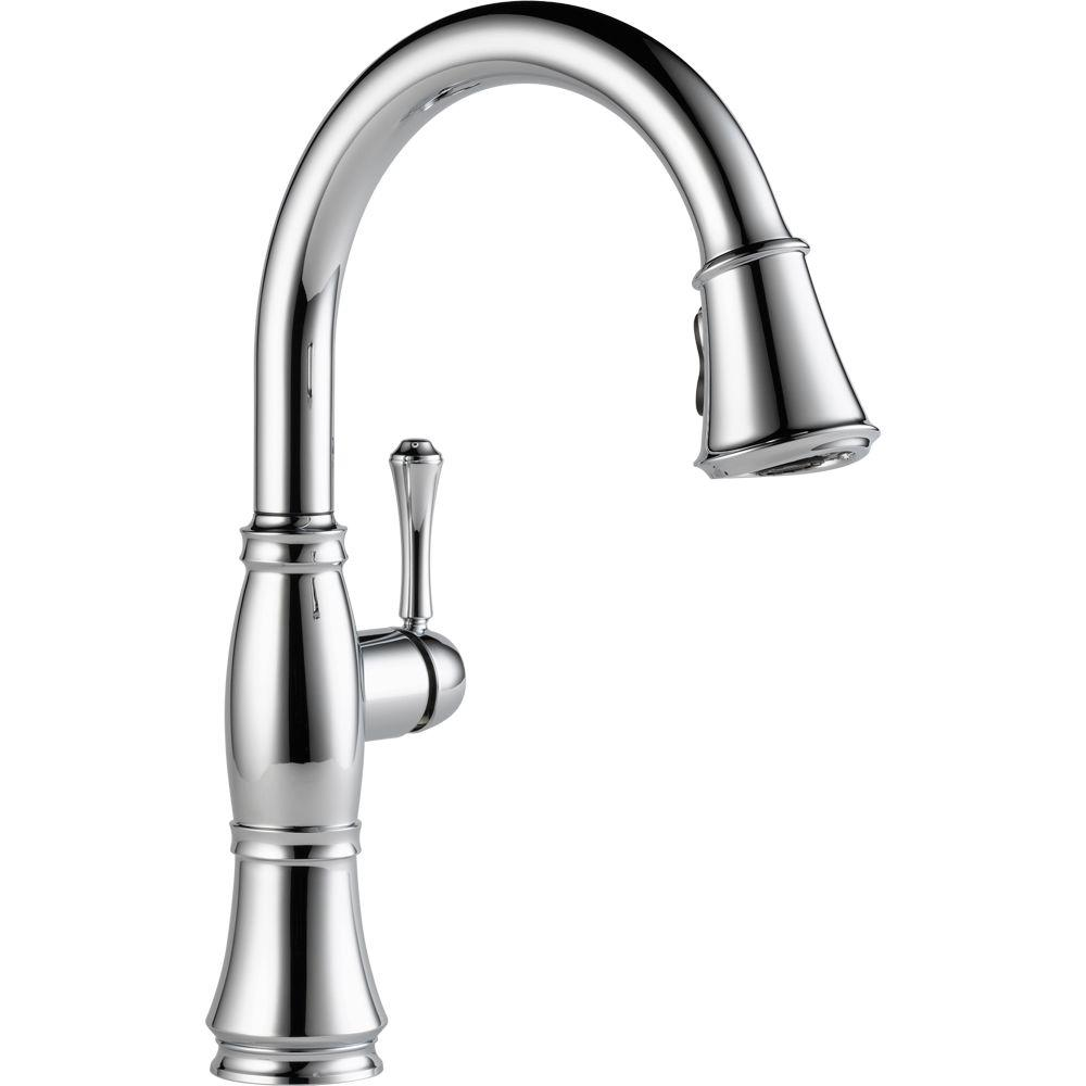 Kitchen Faucet, Chrome