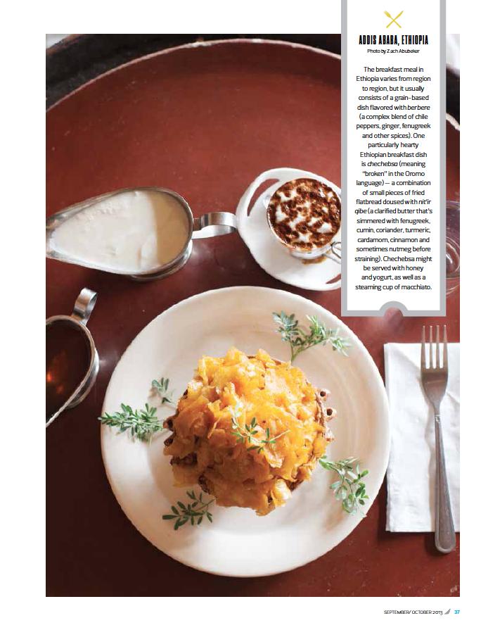 Selamta Magazine, September 2013