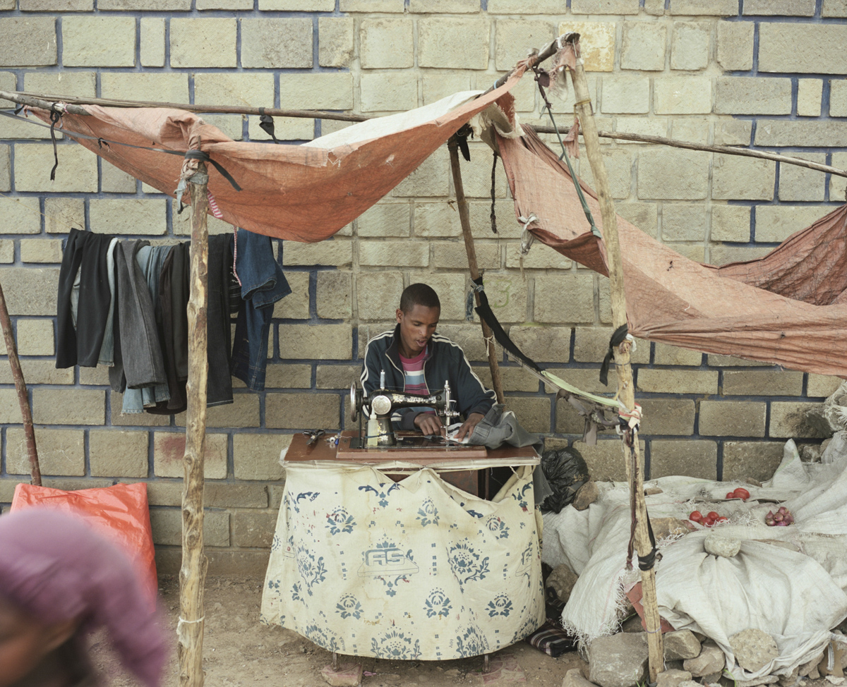3. Mohammed, A tailor in my neighborhood