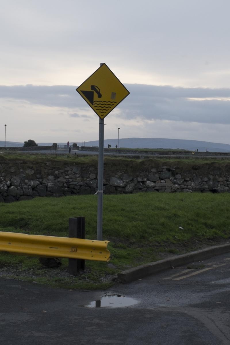 More weird signs.