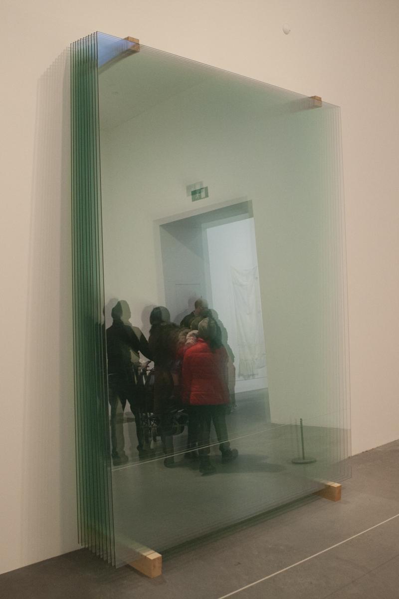 Gerhard Richter, always like seeing this work.
