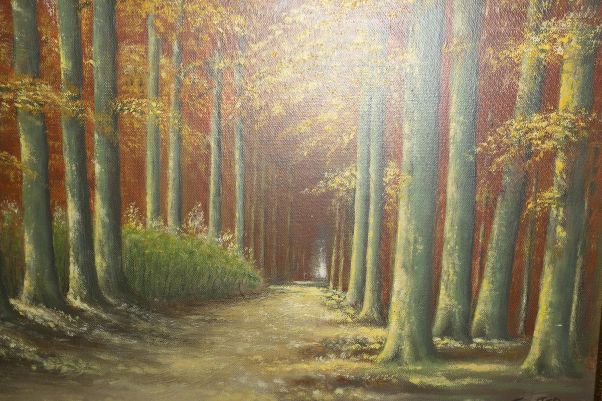 Autumnal sceneo