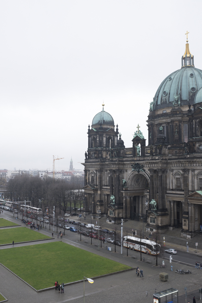 The Berliner Dome