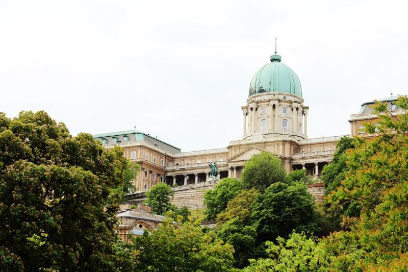 Buda palaces // Budavari Palota