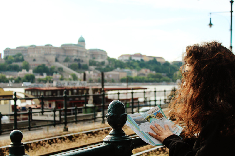 Finding your way in Budapest - Βρίσκοντας τον δρόμο σου στην Βουδαπέστη