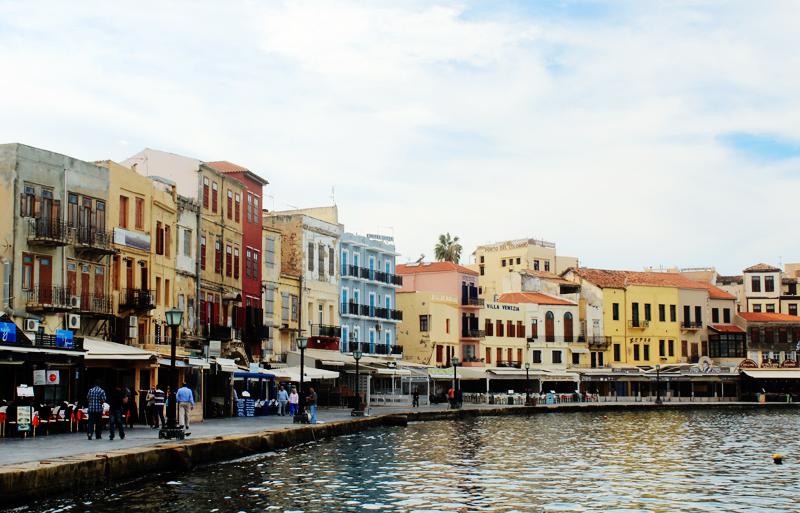 Old Port Chania -Παλιό Λιμάνι Χανιά
