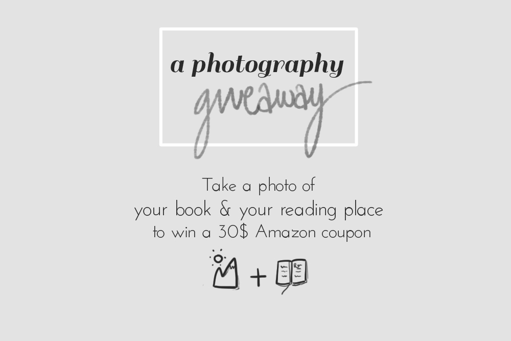 photography Giveaway for a Coupon for Amazon