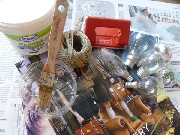 Lamp Bulb Confetti Covered Garland Supplies 2.jpg