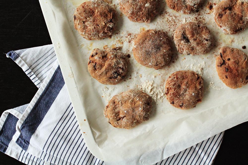 Μπισκότα τσαγιού με λωτό και νιφάδες σοκολάτας.jpg