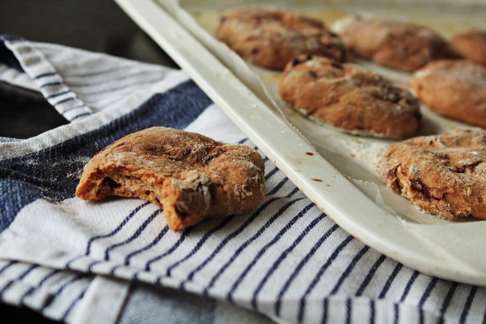 Μπισκότα τσαγιού με λωτό και νιφάδες σοκολάτας 2.jpg