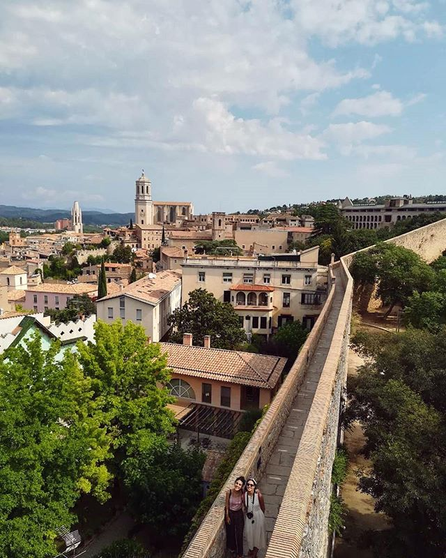 Apple of our eyes, architecture of Catalonia