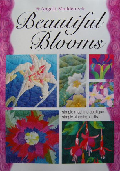 Beautiful Blooms..Floral applique pictorial quilts