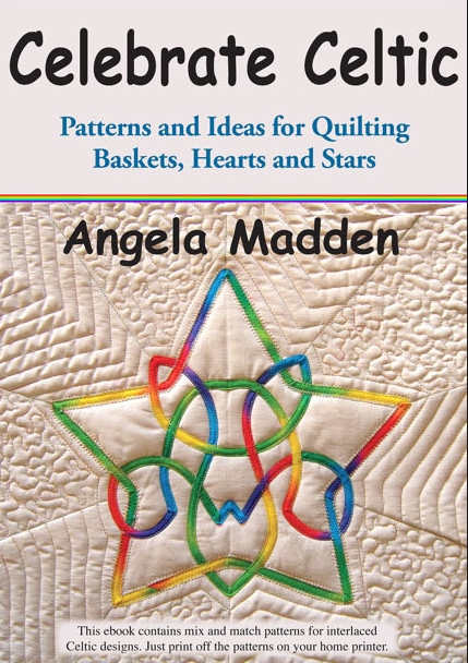 Celtic design Quilt patterns.