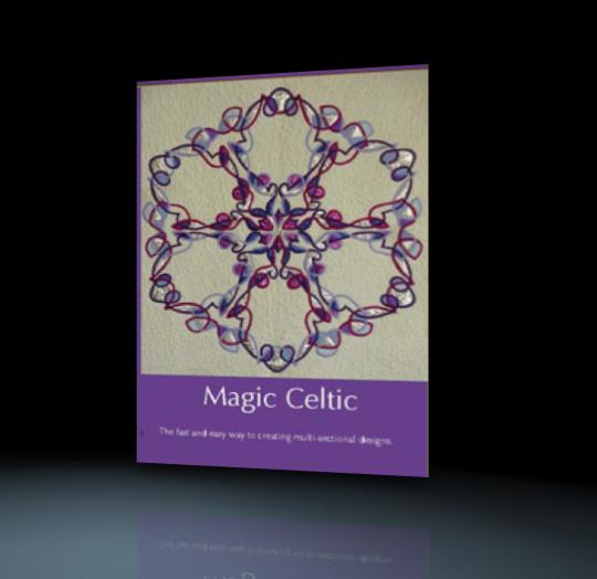 Magic celtic quilt design class- download