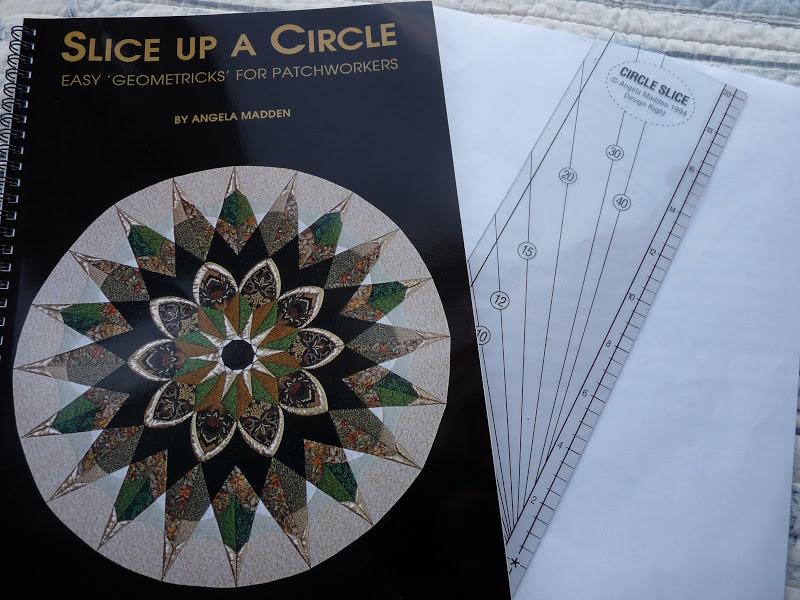 Star, Kaleidoscope, Mariners compass Quilt design