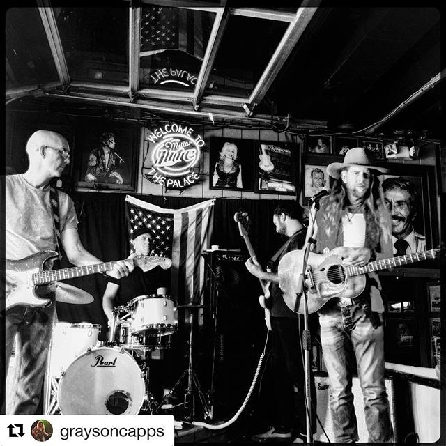 Nashville friends, come tonight and join us at The Basement - Show is from 7-8:30!  #Repost @graysoncapps with @get_repost ・・・ Radio spot on WMOT 89.5 #Nashville. 12pm at @thenashvillepalace  Listen live: http://wmot.org/#stream/0