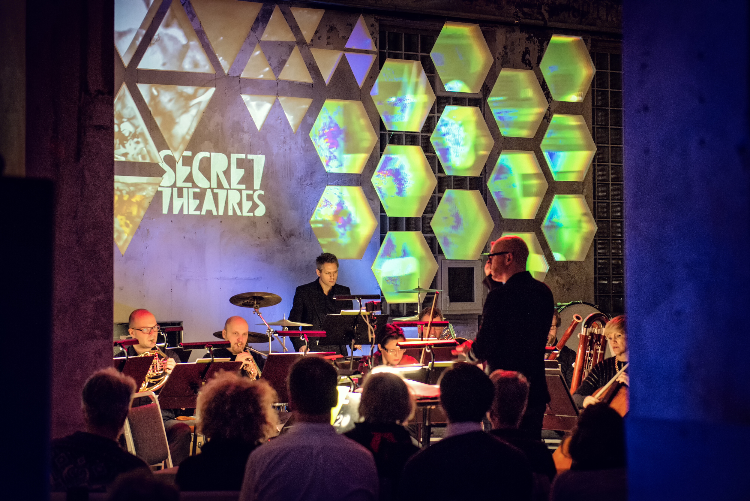 Secret Theatres 20/01/14