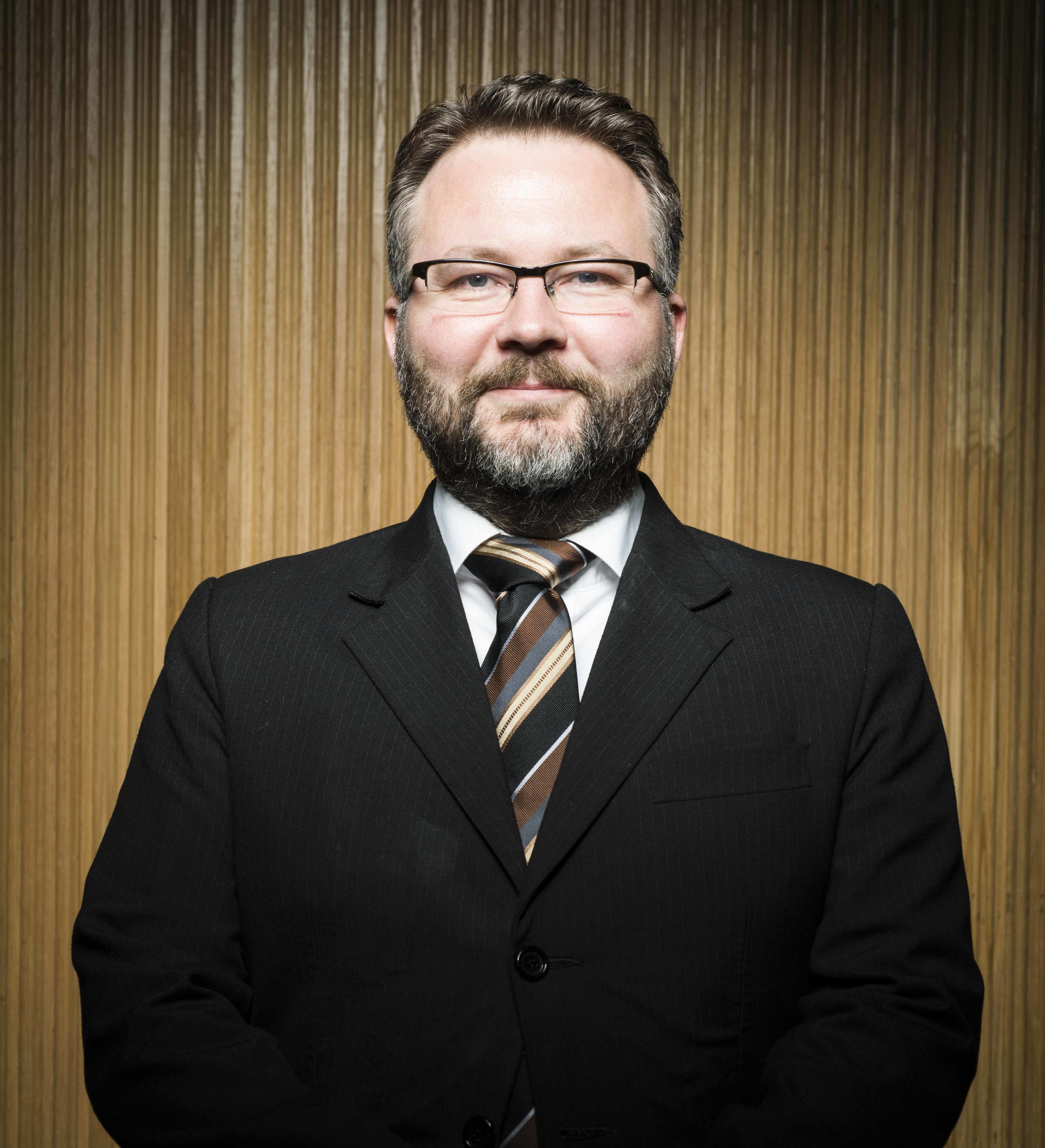 Trond Madsen – Percussion 1 - Photo: Thor Brødreskift