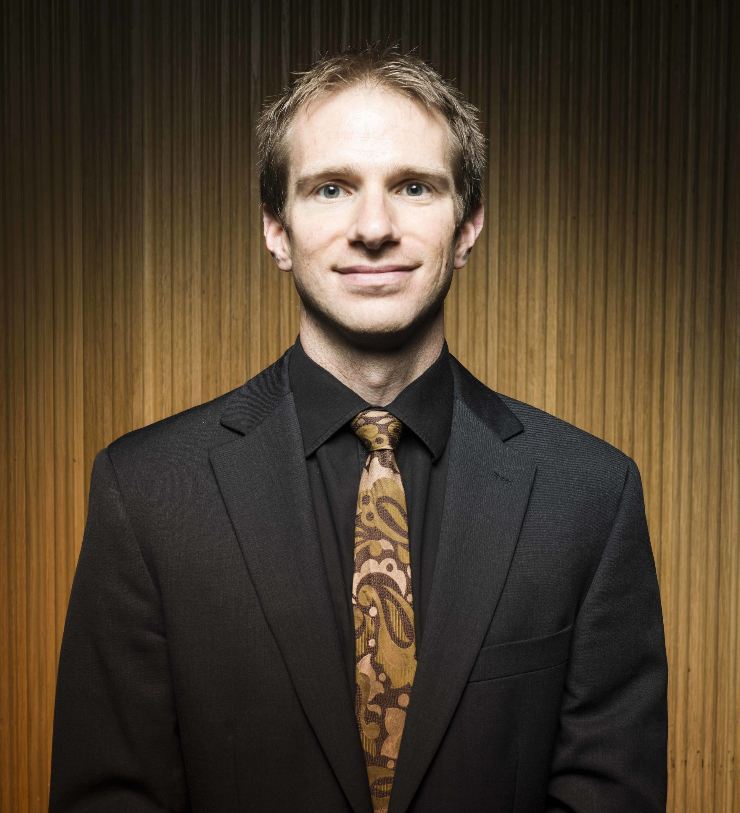 Martin Shultz – Violin 2 - Photo: Thor Brødreskift