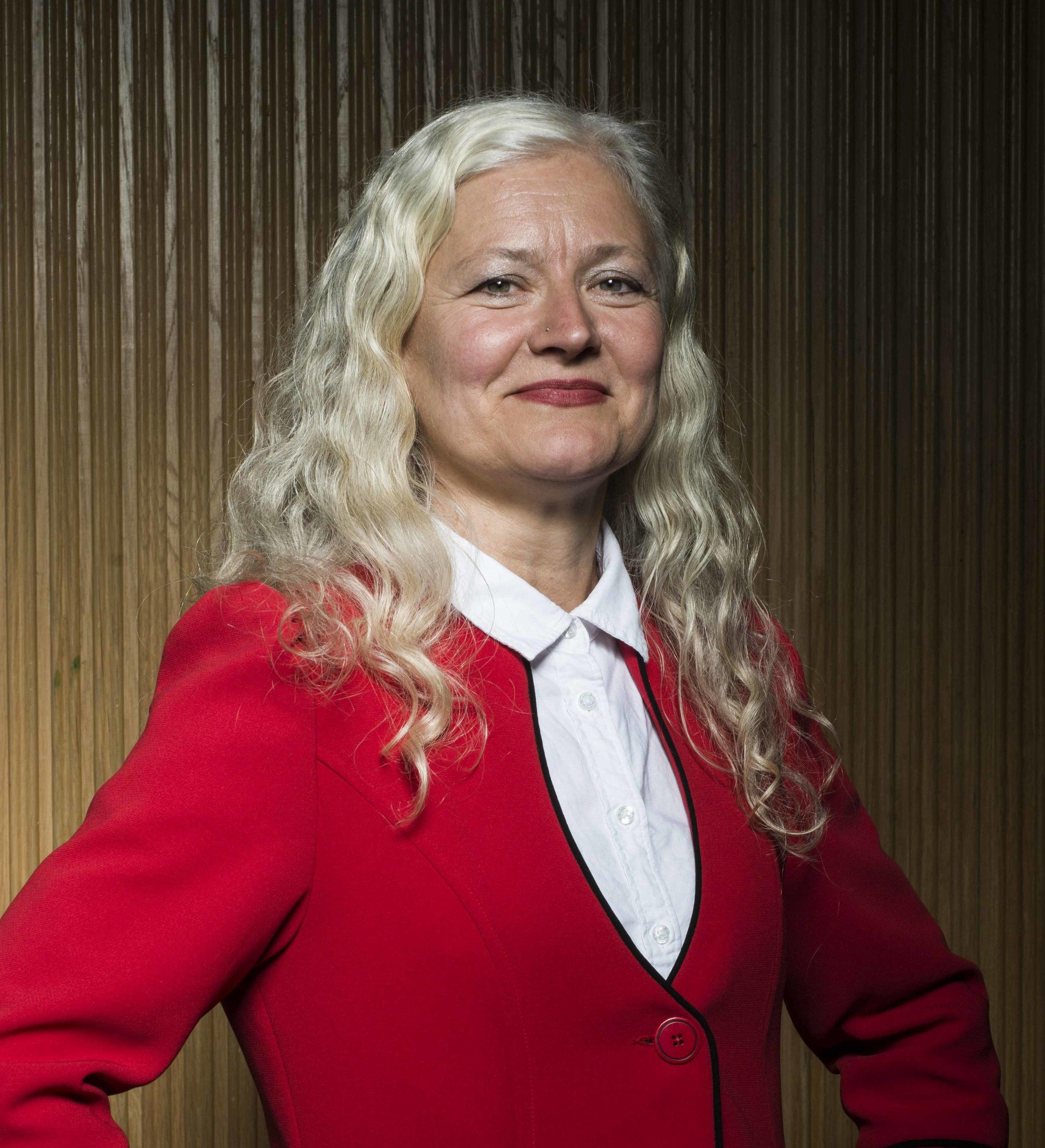 Ingela Øien –Flute - Photo: Thor Brødreskift