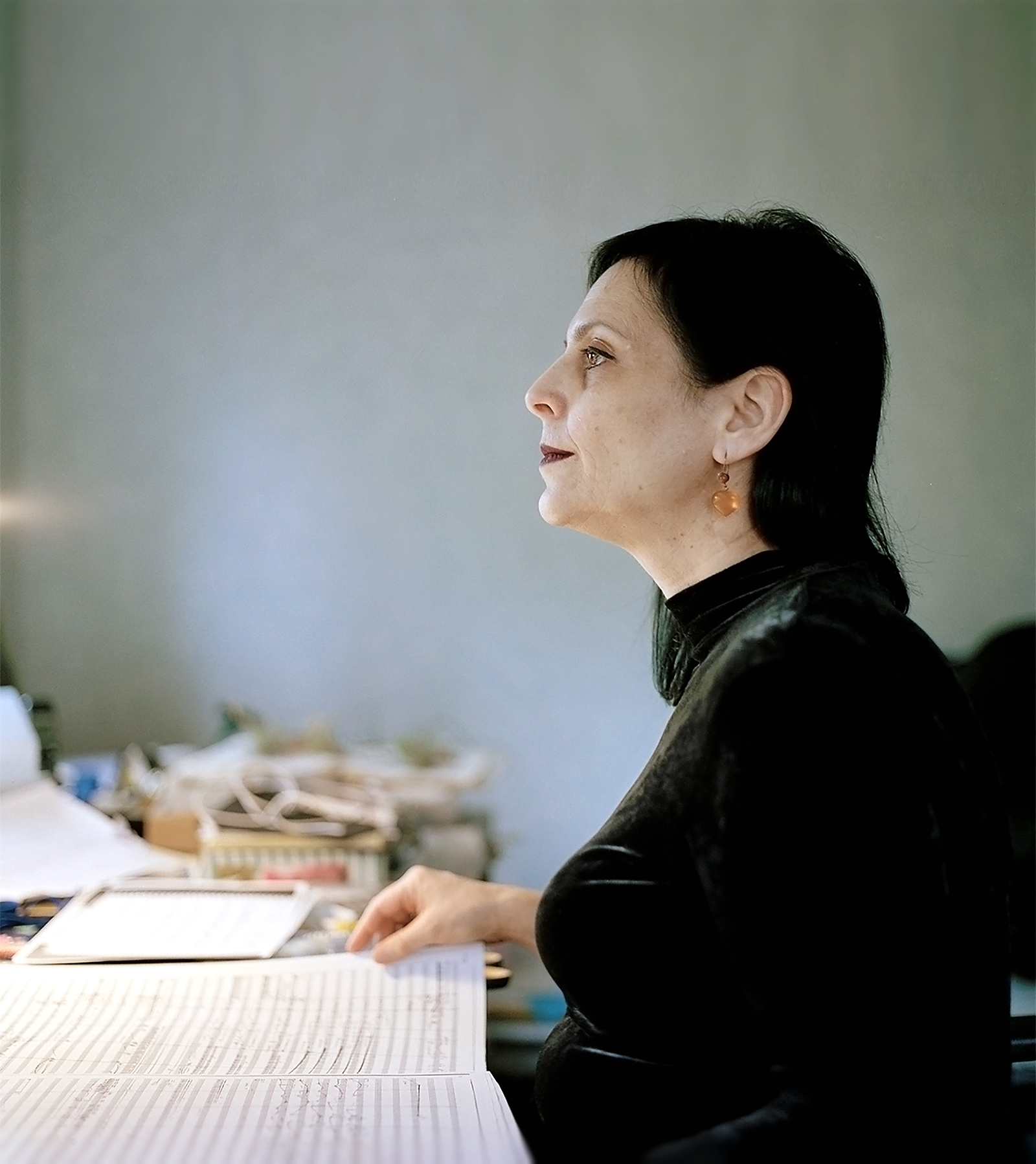 Chaya Czernowin (photo: Irina Rozovsky)