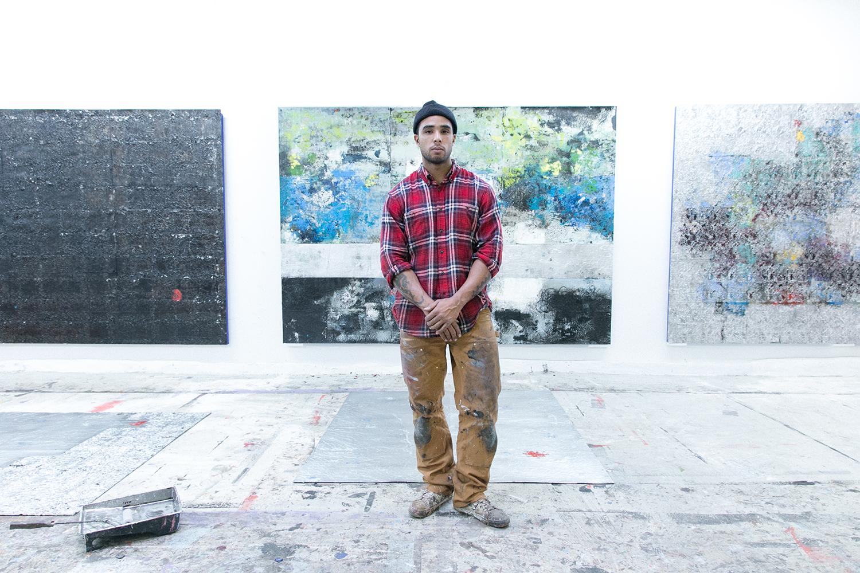 Huge McCloud, Artist