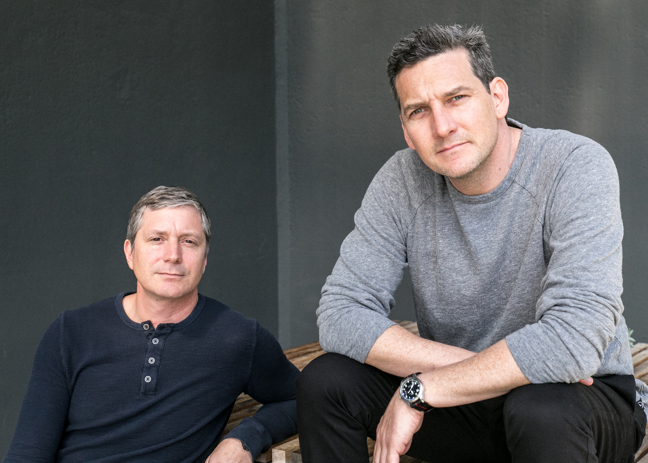 Palmer West and Jonah Smith, Designers