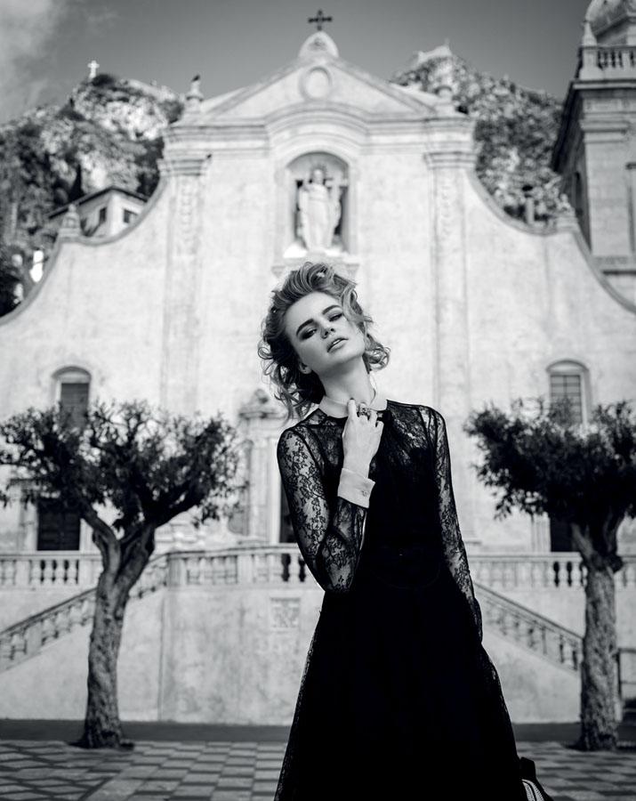 Marie Claire Holland - Ciao Siciliana!