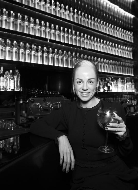 Vogue Ukraine - Natasha Slater, PR Powerhouse
