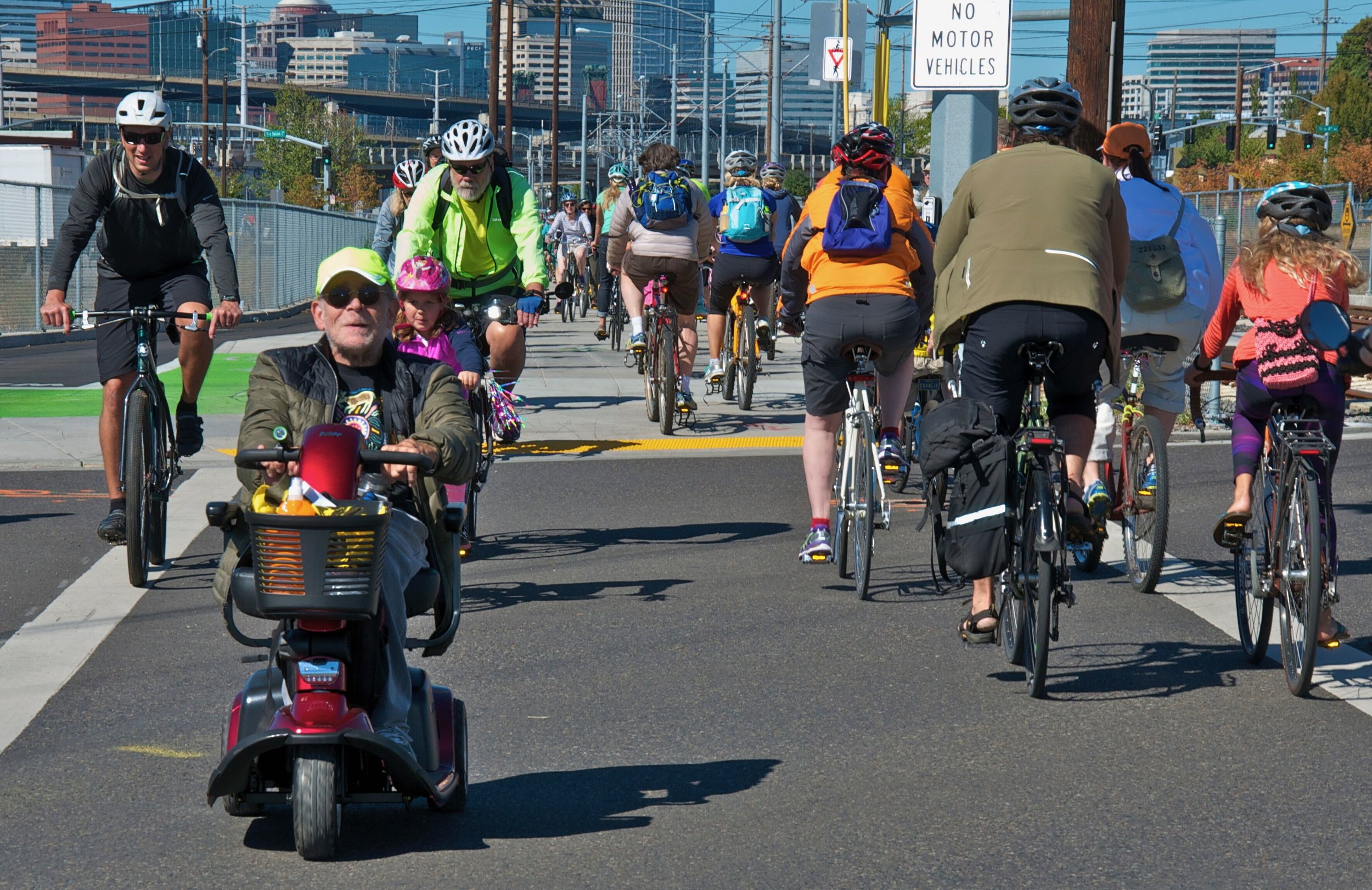 Image courtesy of Portland Sunday Parkways