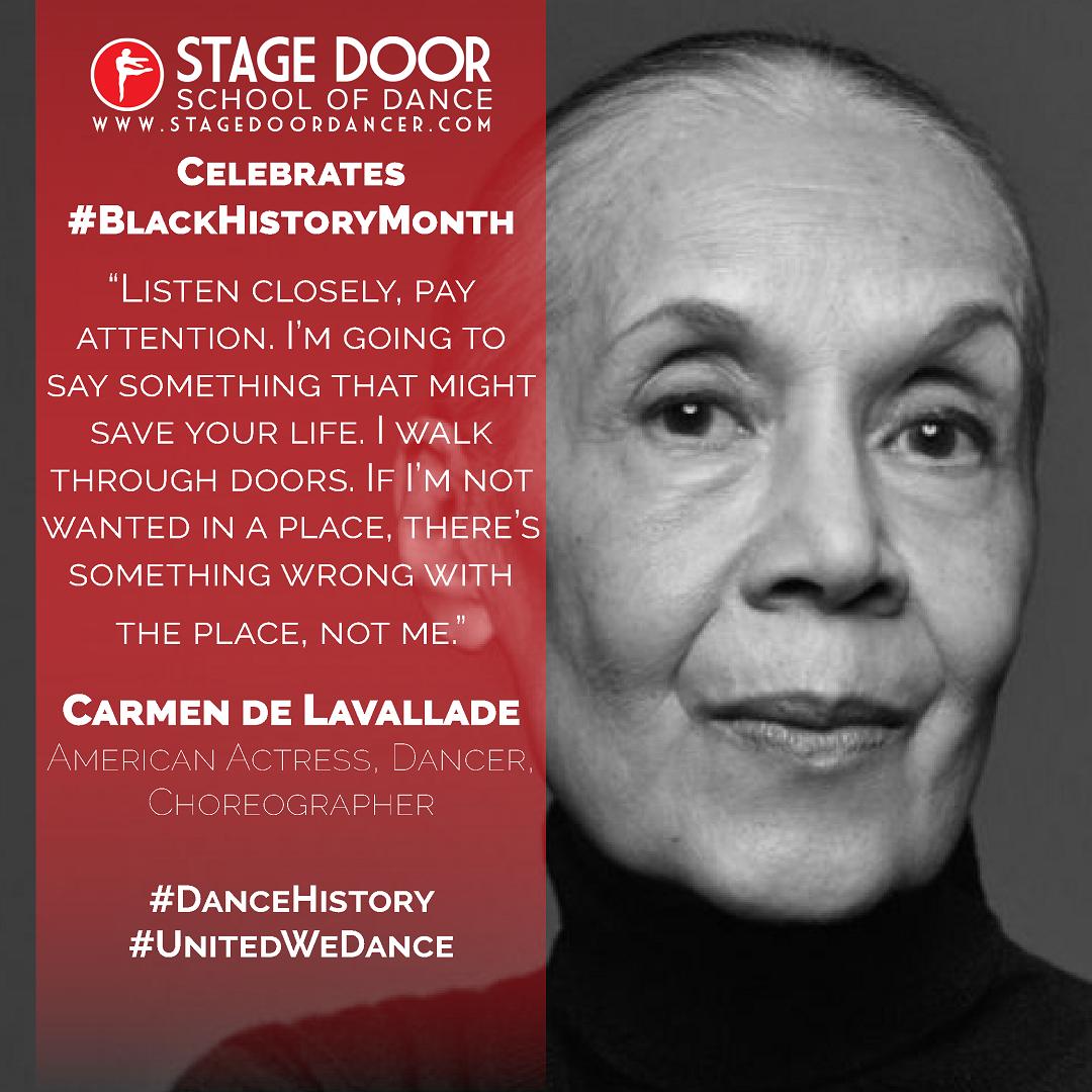 Stage Door - Black History Month - Carmen de Lavallade.png