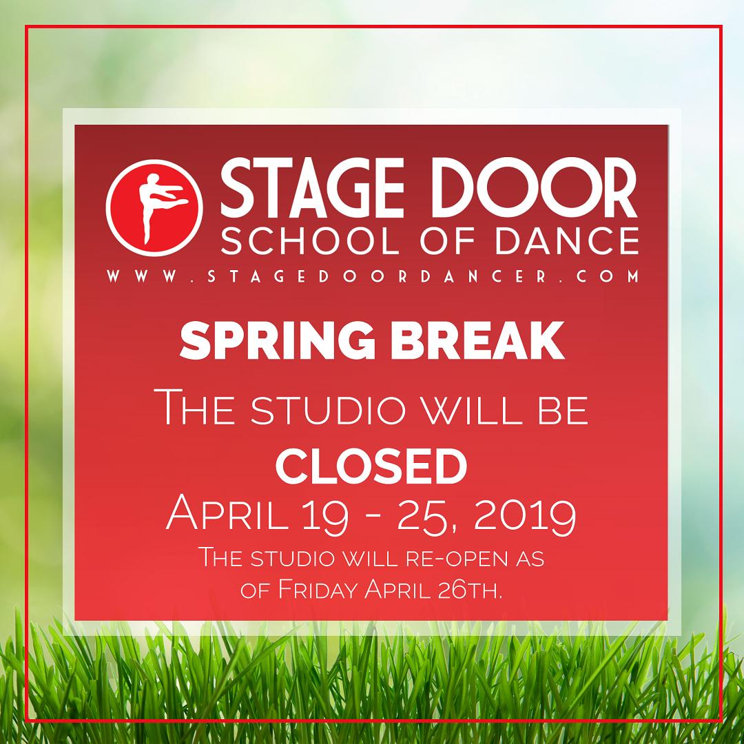 Stage Door Spring Break - 2019.png