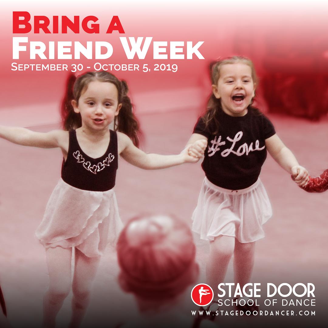 Stage Door - Bring a Friend Week Fall 2019.png