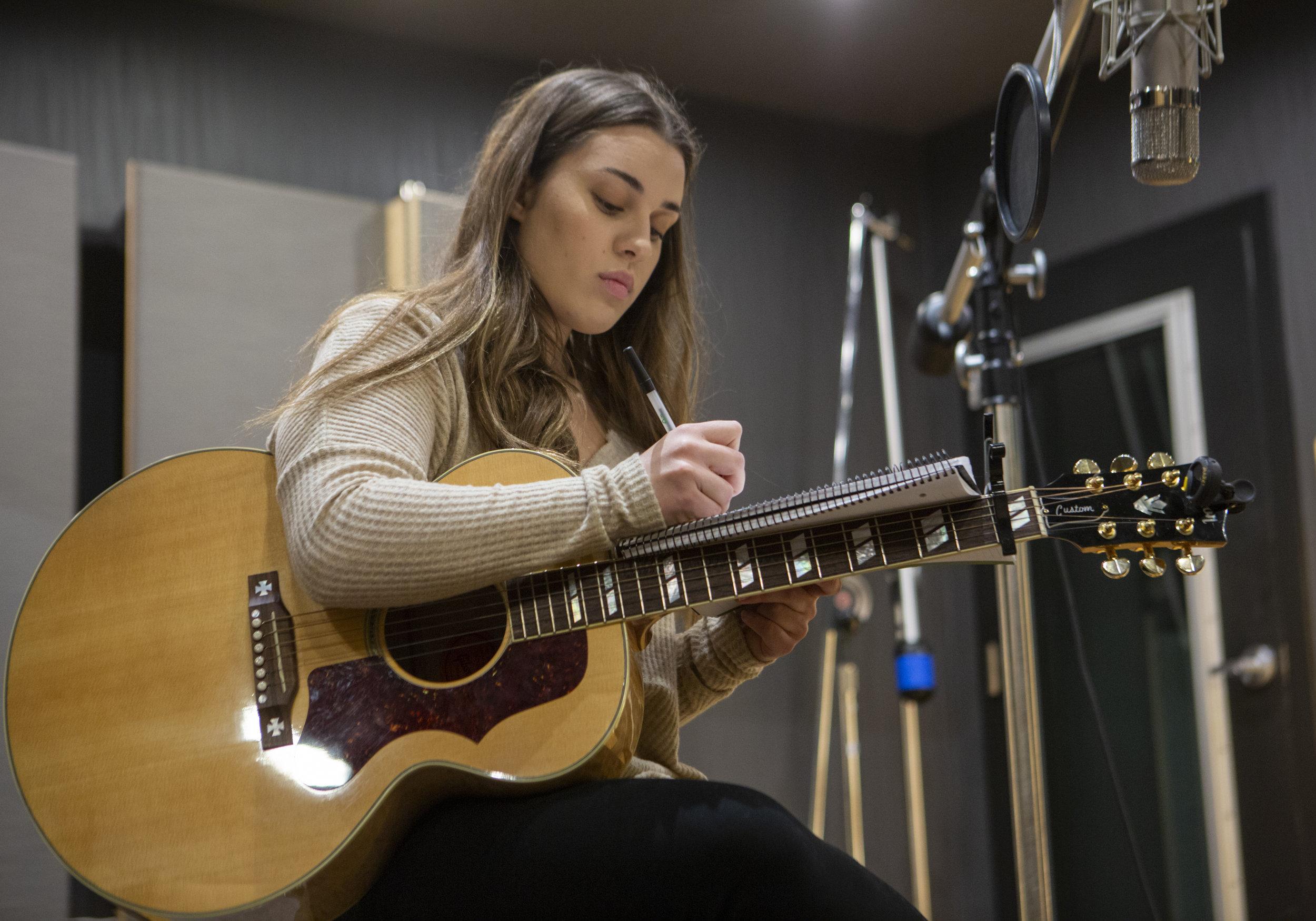 artist program - Songwriting& Moto records