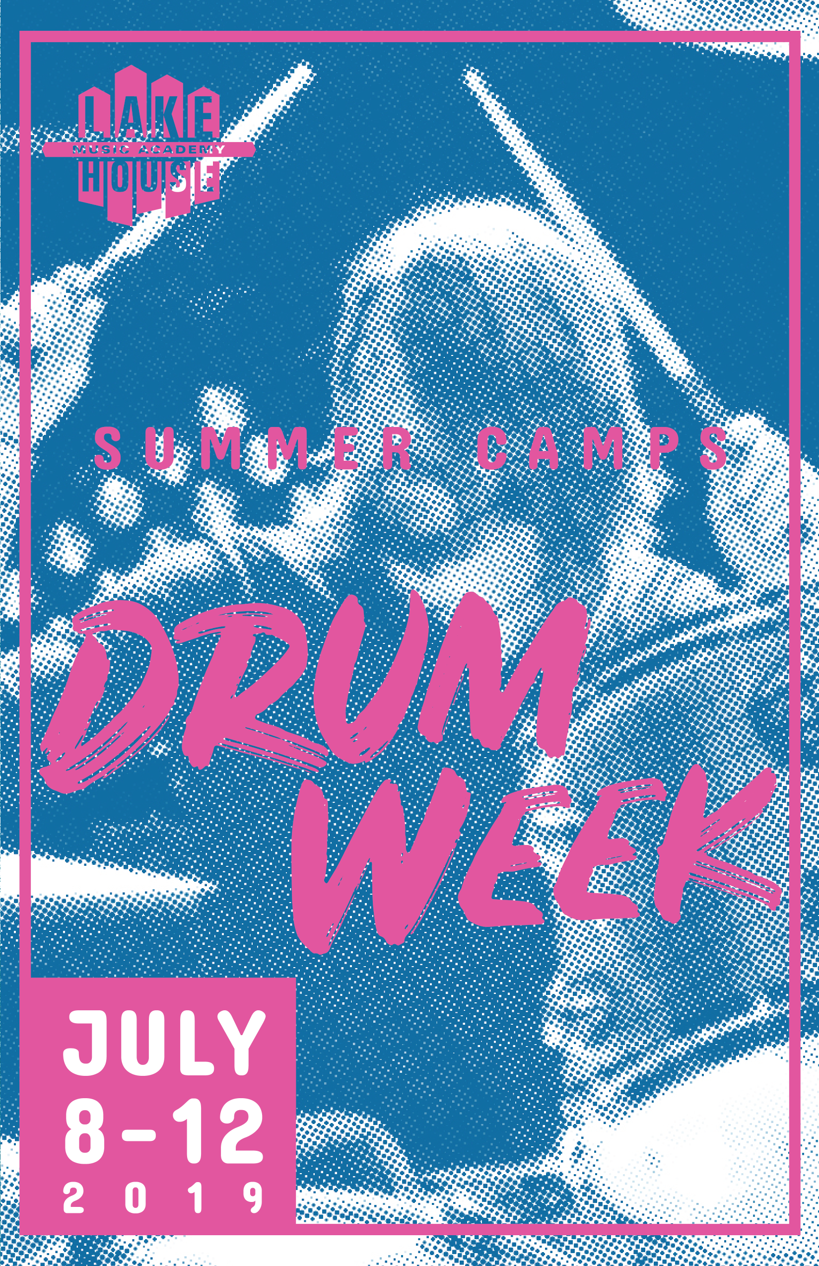 Drum Week - July 8 - 12