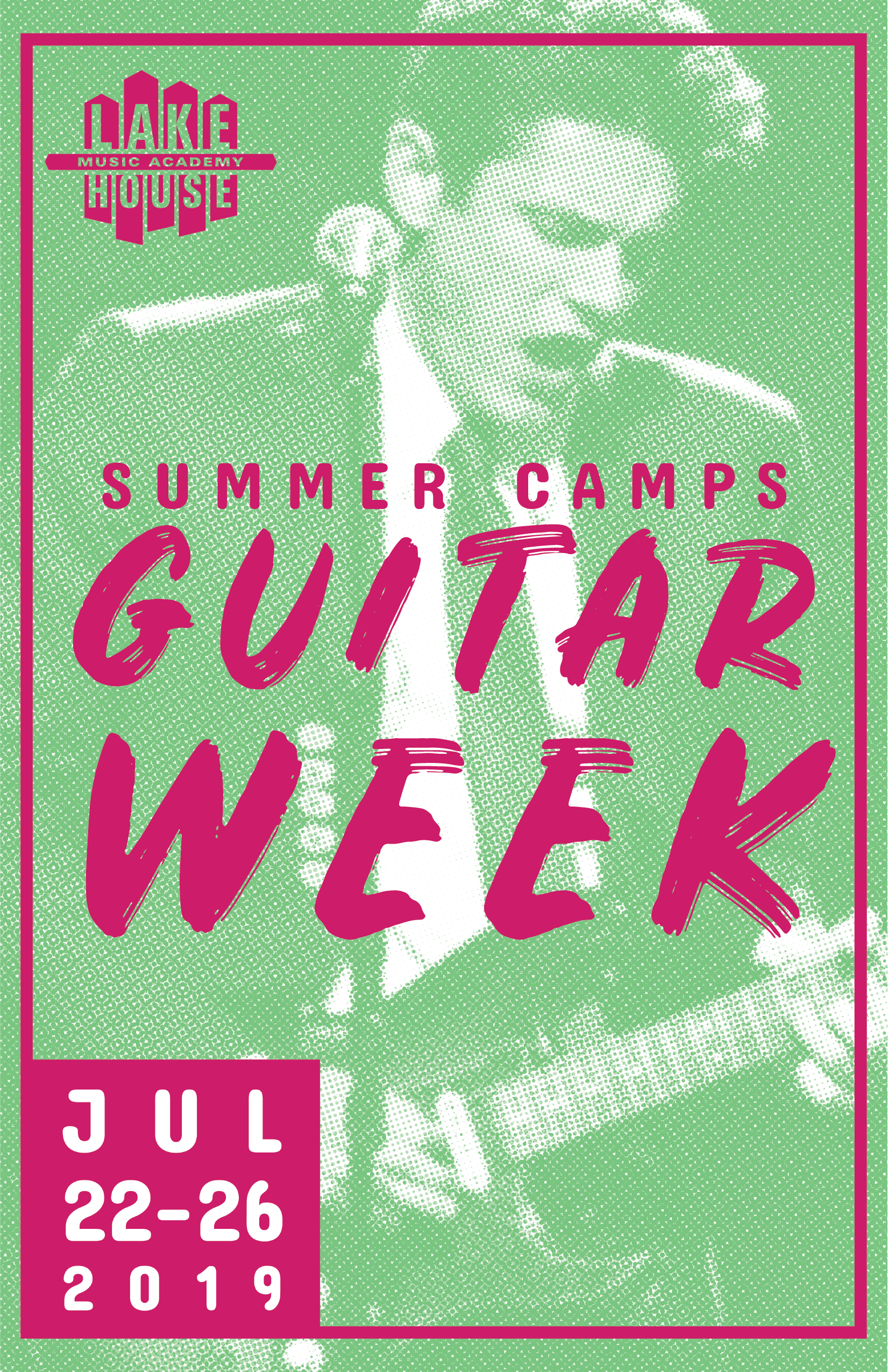 Guitar Week - July 22-26