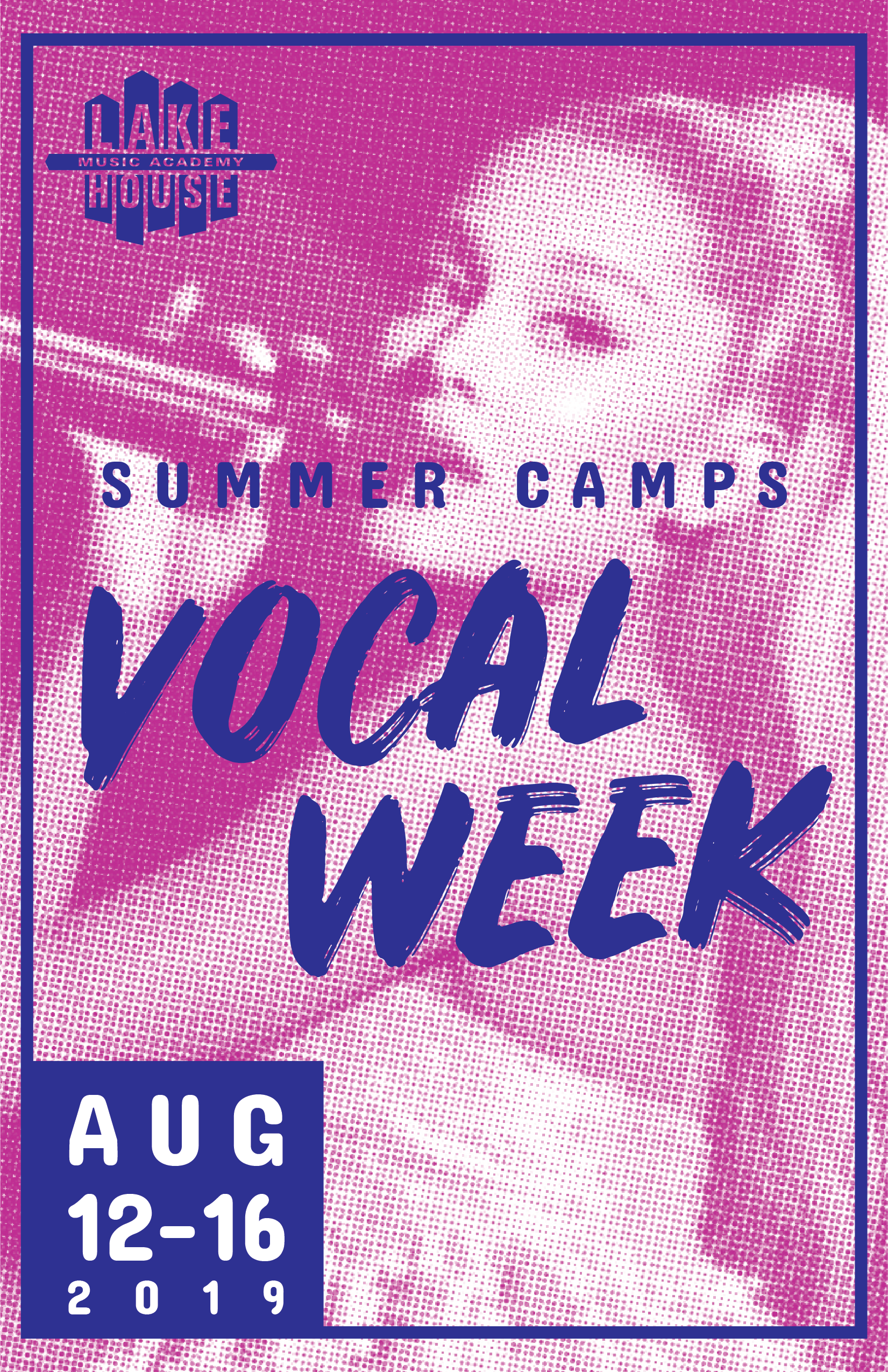 Vocal Week - August 12 - 16