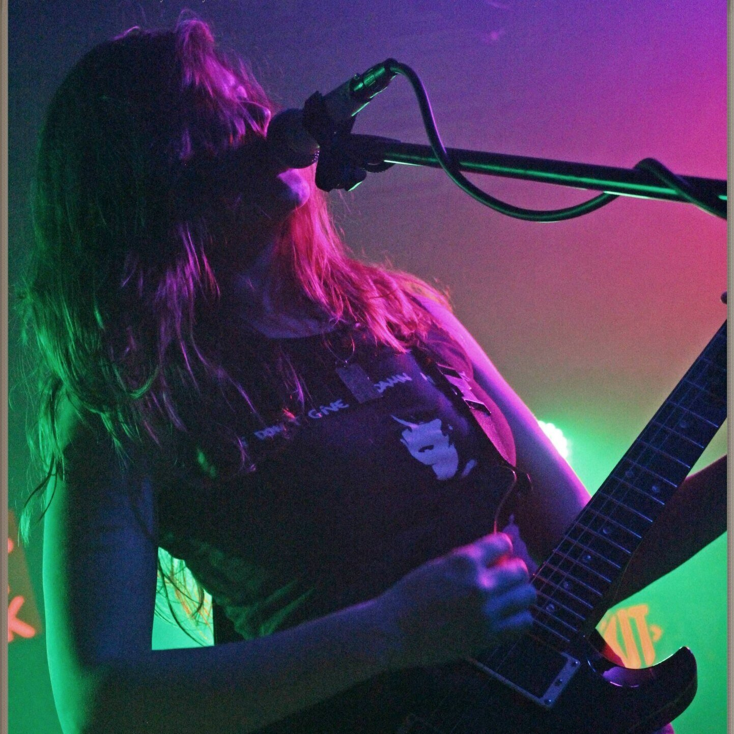 Kate Crowther - Guitar | Vocals | Bass