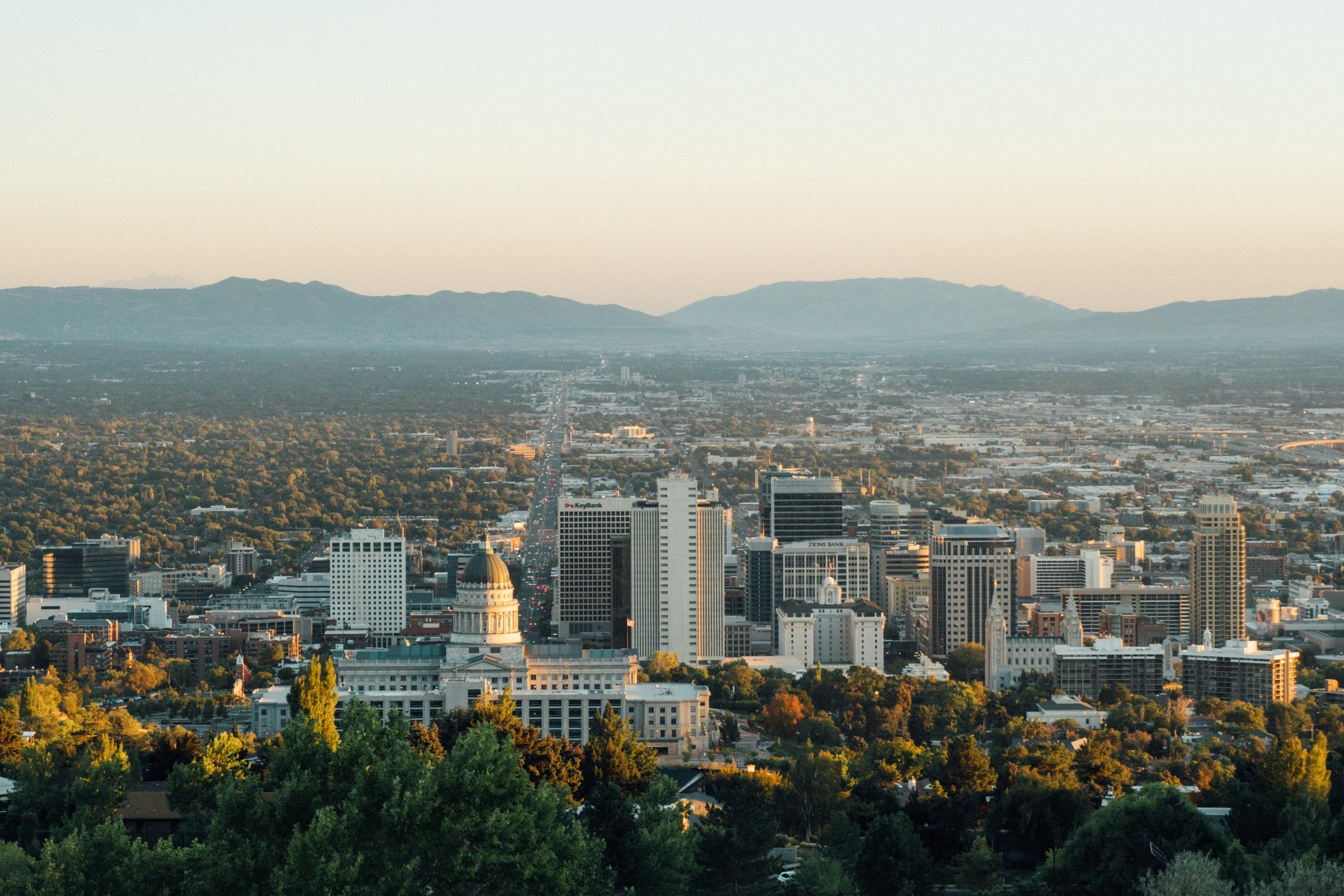 01: Salt Lake City
