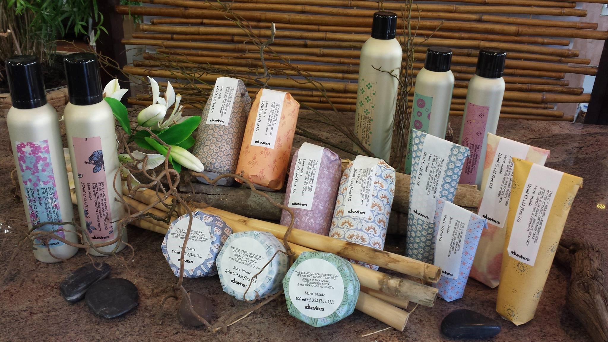 DAVINES MORE INSIDE STYLING HAIRCARE