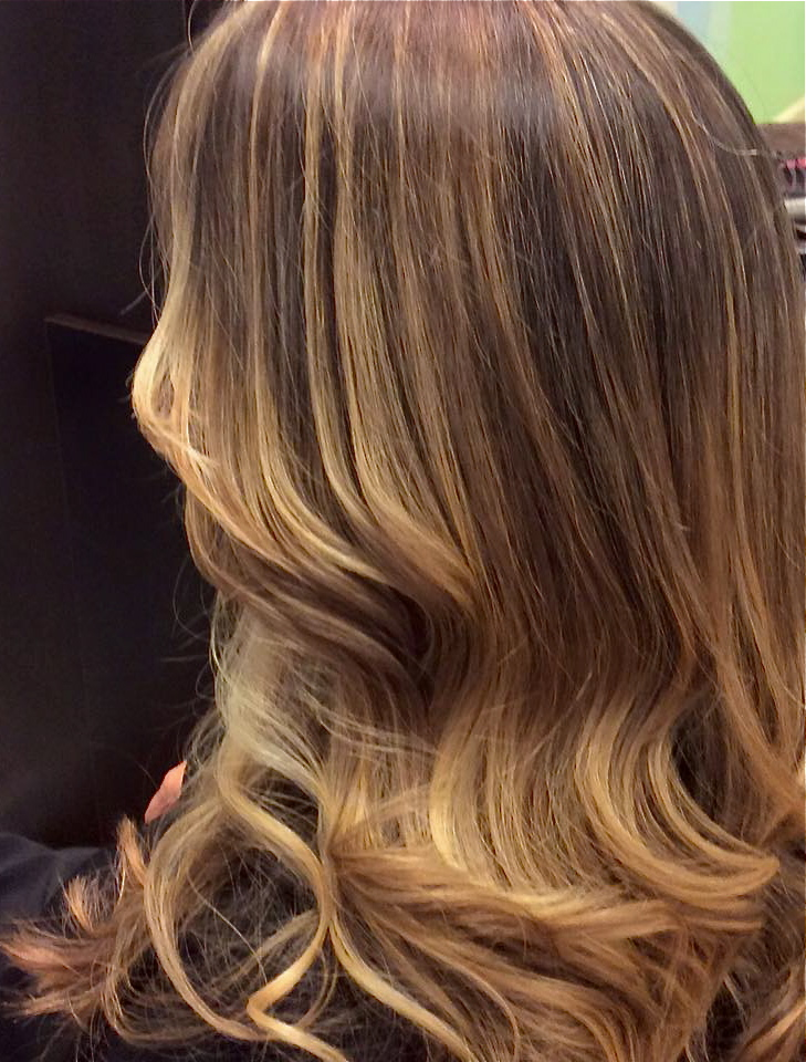 HIGHLIGHTS/BALAYAGE