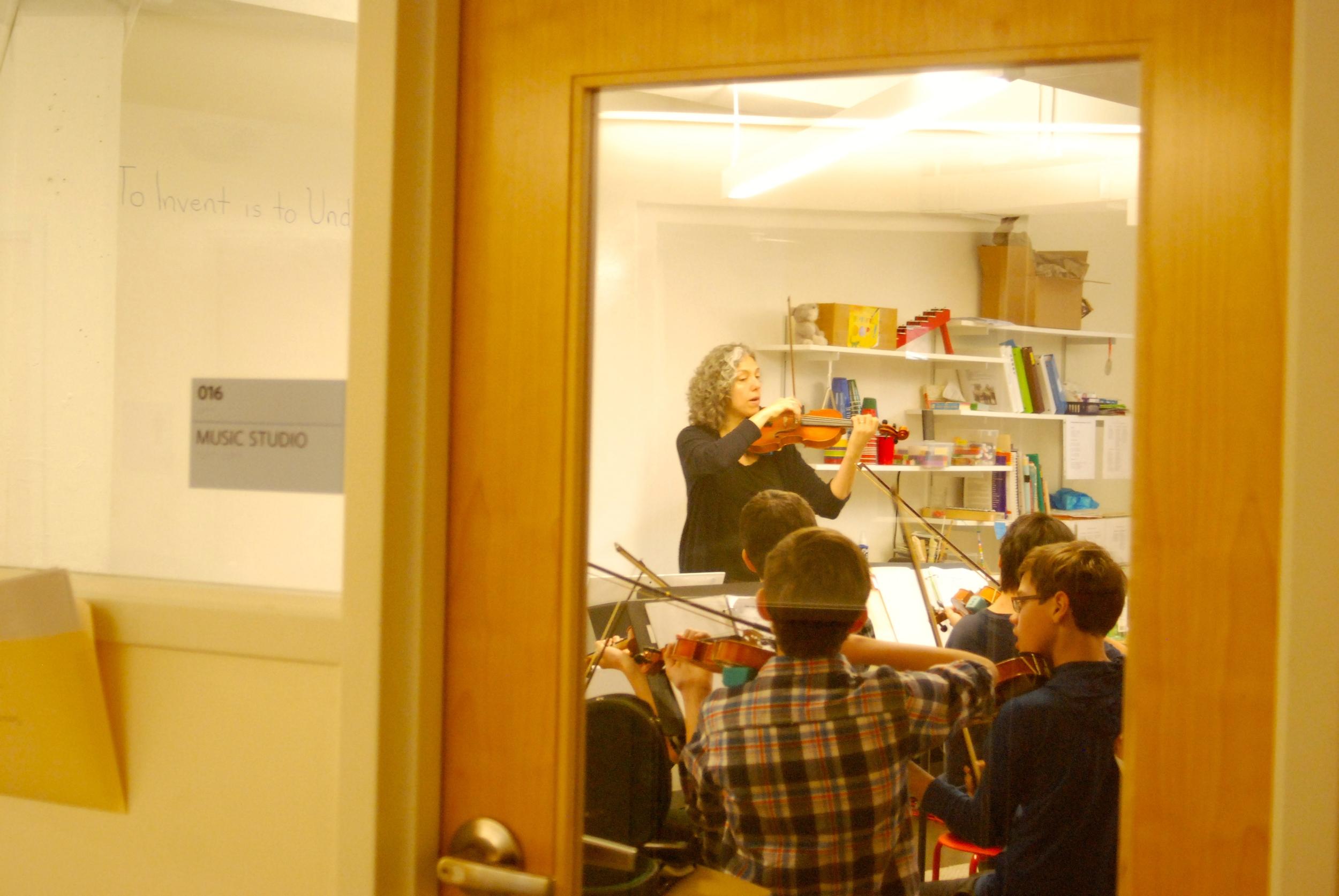 Must love violins!