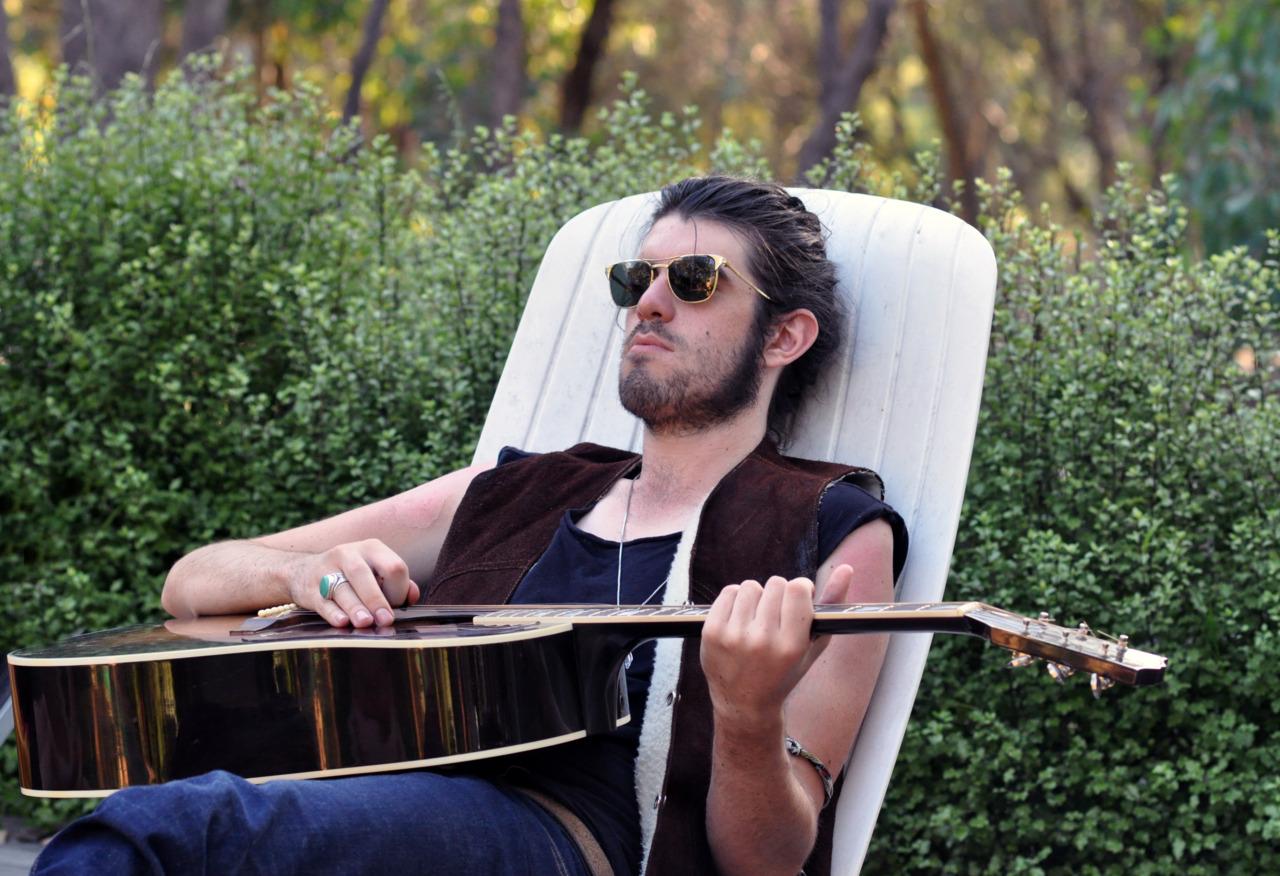 Neil, Castlemaine 2011