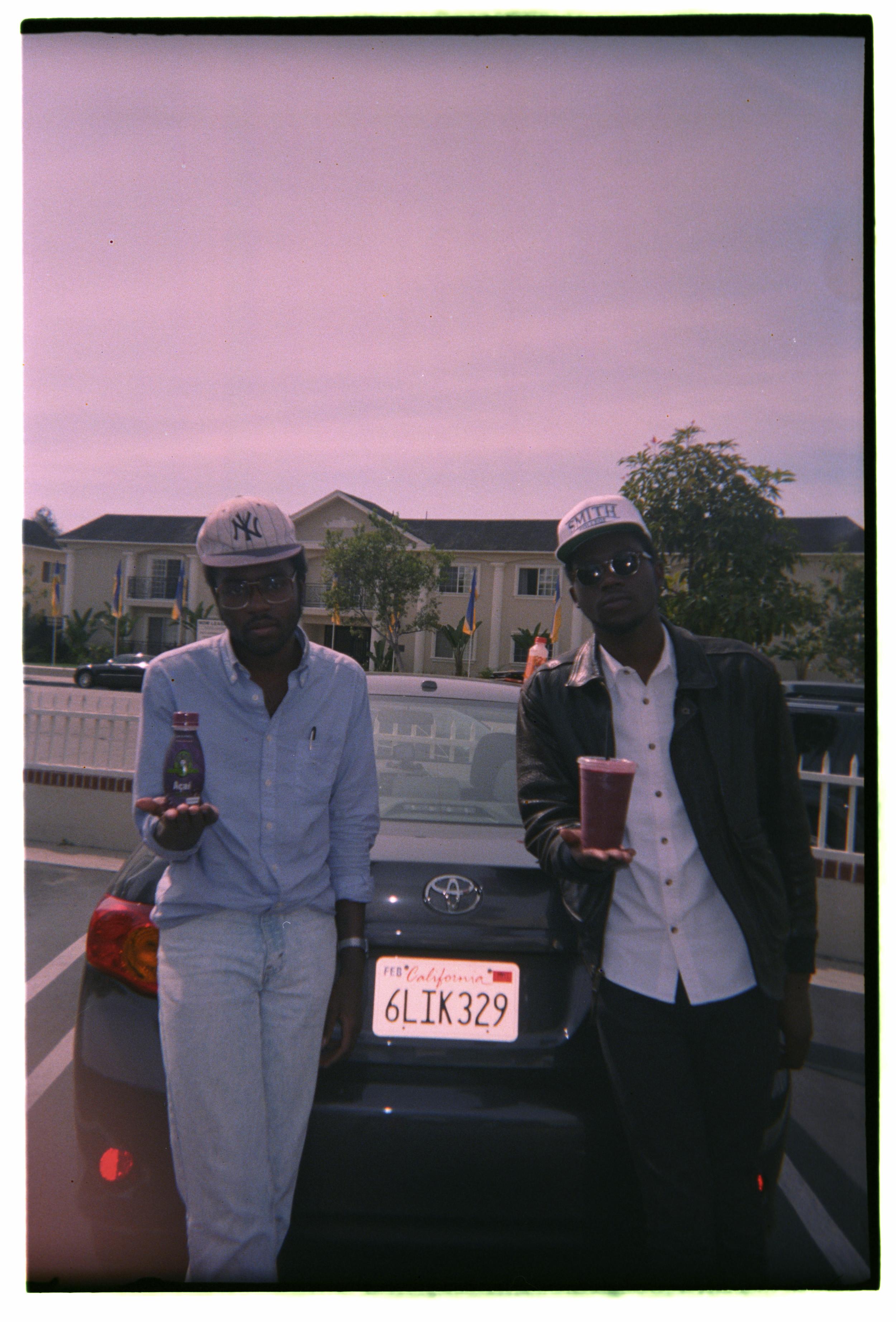 Devonte Hynes & Theophilus London, LA 2010